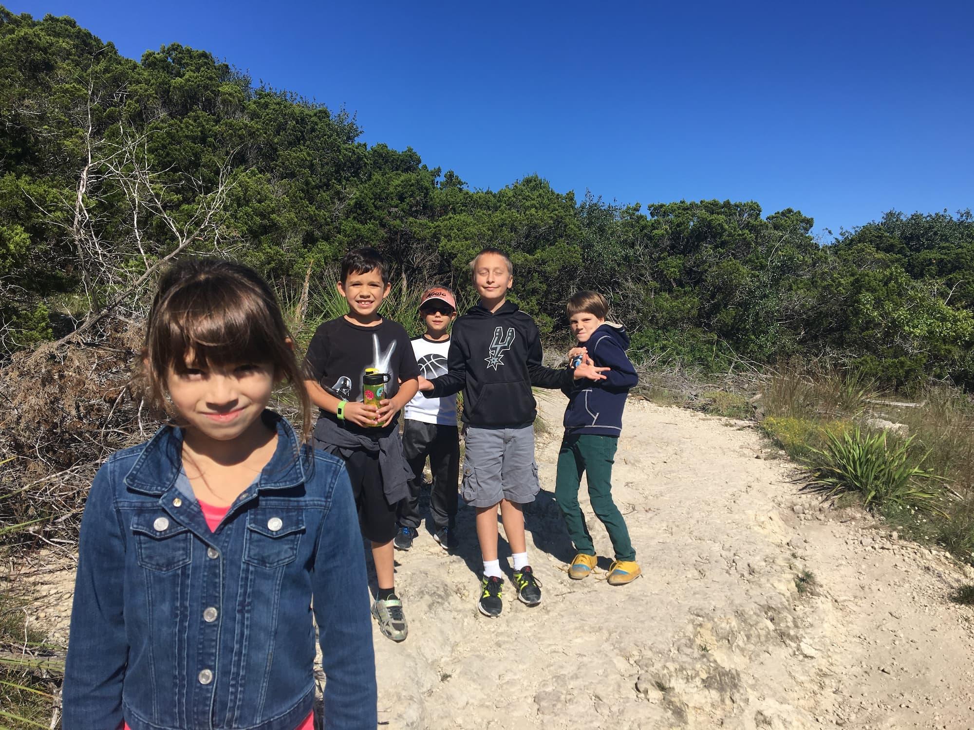 School Hike